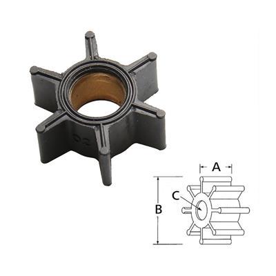 Rotor Mercury 4.5 7.5 9.8Hp 47-89981 / 65 12270