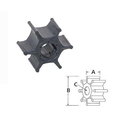 Rotor Suzuki Dt 4 5 6 8Hp 17461-93901/2/3