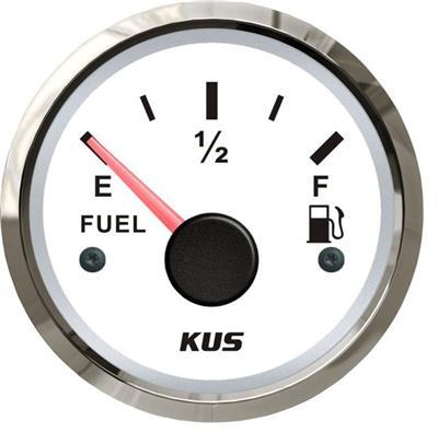 Indicador de Nivel de Combustible Aro Cromado Kus