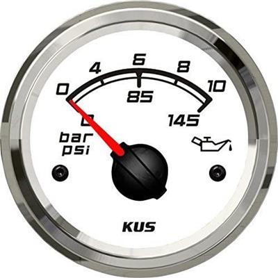 Indicador de presión de aceite 10 bar kus