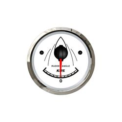 Indicador de ángulo de timón reloj ¢52mm kus aro comrado