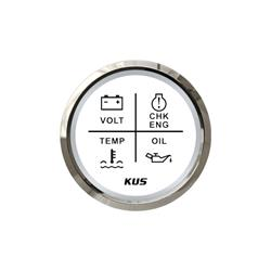Indicador led alarma oil/tem/volt/enc