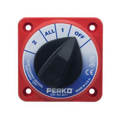 Llave Corte 2 Bateria 315/450 Amp Perko