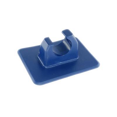 Gomon accesorio base p/pala remo pvc azul 110x80mm