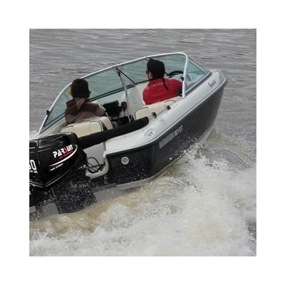 Lancha bermuda sport 160 com motor parsun 90hp