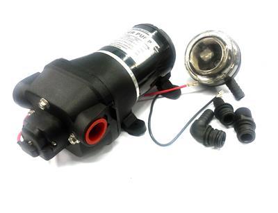 Bomba De Agua Automatica 17Lt 7 Canillas 40 PSI Nicer