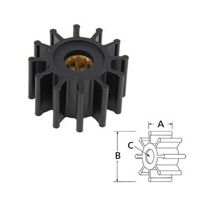 Rotor 3085-001 Yanmar 129470-42530/1/2  - Volvo 825940
