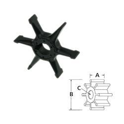 Rotor yamaha 6g0-44352-03 para