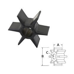Rotor yamaha 6ce-44352-01 para