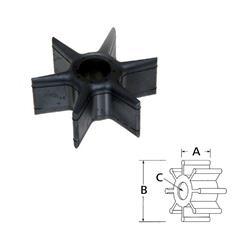 Rotor yamaha 6aw-44352-05 para