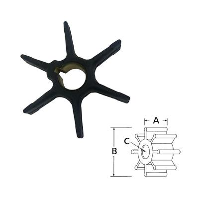 Rotor Motor Suzuki 17461-93004