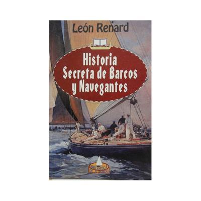 Libro Historia Secreta De Barcos Y