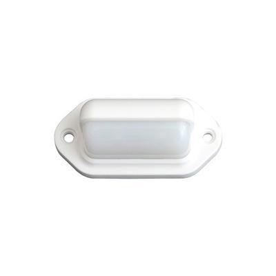 Luz de cortesia 2 led luz blanca 66x33mm