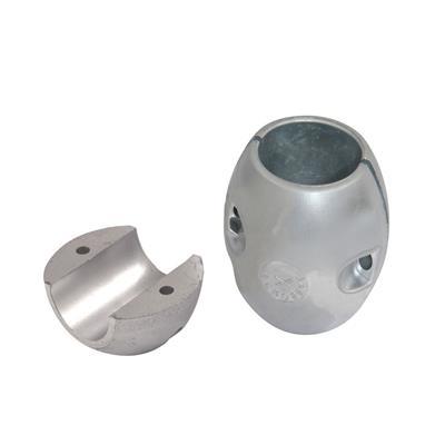 Anodo Eje Salobre Aluminio Al Eje 1.1/4 31,8M