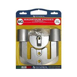 Ánodo mercury kit verado 4 cilindros magnesio rio