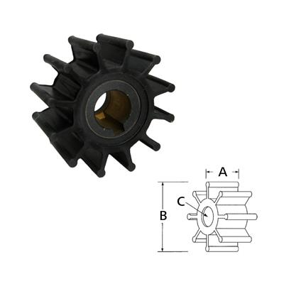 Rotor  4568-0001Rx Volvo 875575/8