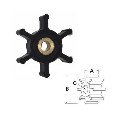 Rotor  6303-0001Rx Inodoro