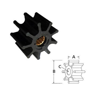 Rotor  6760-0001Rxc Neopreno