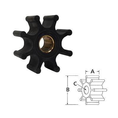 Rotor 11979-0001Rx  Neoprene