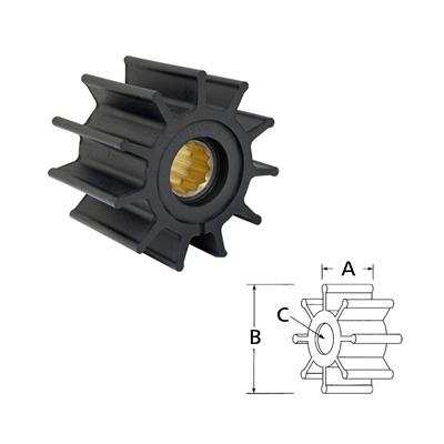 Rotor 17935-0001Rx Volvo 807904 8