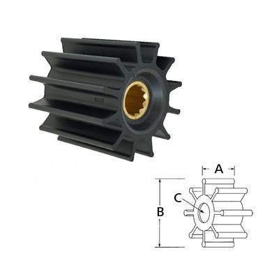 Rotor 17936-0001Rx Volvo 842857 844