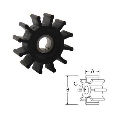 Rotor 18838-0001Rx Volvo 835512