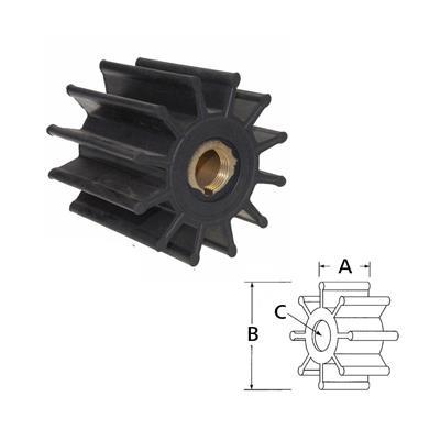 Rotor 18958-0001 Itt/Cat