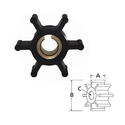 Rotor 22799-0001Rx Yanmar 124223-