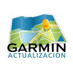 Actualización oficial garmin argentina y limitrofes + funda de regalo 4 pulgadas