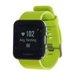 Reloj Forerunner 35 con Frecuencia Cardiaca en la Muñeca Color Verde Fluo