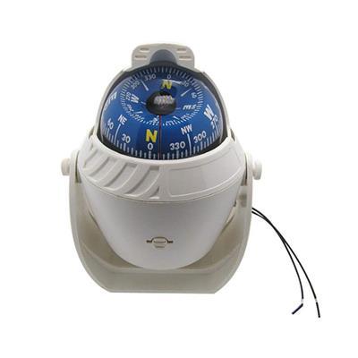 Compas Soporte 66 mm Blanco con Cubichete  Lc760 W