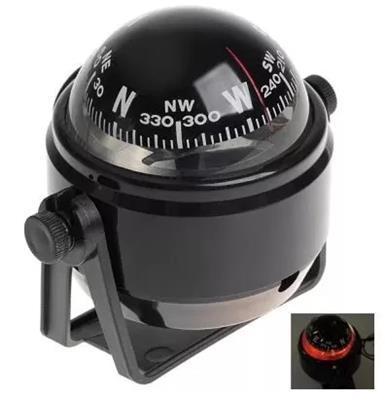 Compas Soporte 51 mm Negro  Lc550-1B