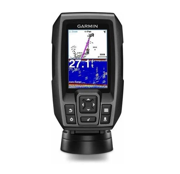 Ecosonda con GPS Display 88mm Garmin Striker 4