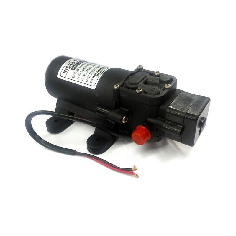 Bomba para Agua Portable Automática 12V 4.3LPM hasta 3 Canillas