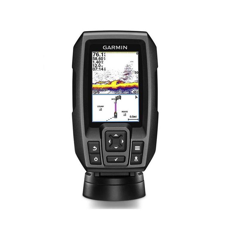 Ecosonda con GPS Display 88mm Garmin Striker 4 con Tapa Protectora