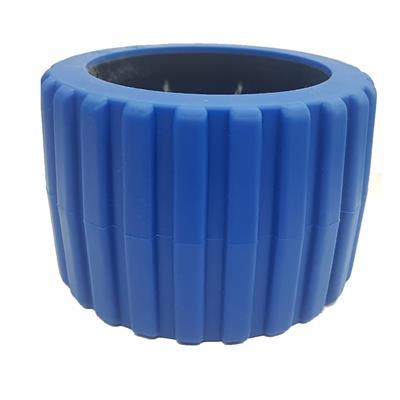 Trailer Rolo Para Cama Azul D 112x74x22 mm Eje D 13 mm