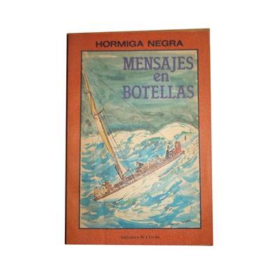 Libro Mensajes En Botella Libro