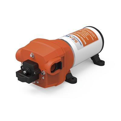 Bomba Agua Automatica  17 LPM 8 Canillas 40 PSI 4.5Gpm
