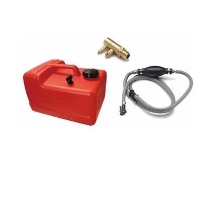 Tanque Kit 11.3L John Evinr + Conector + Manguerauer Full 2261 6427 6440