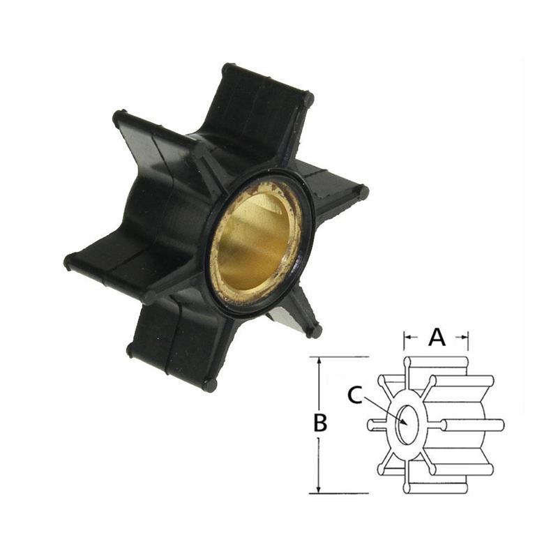 Rotor mercury mariner 47-89984 / 65