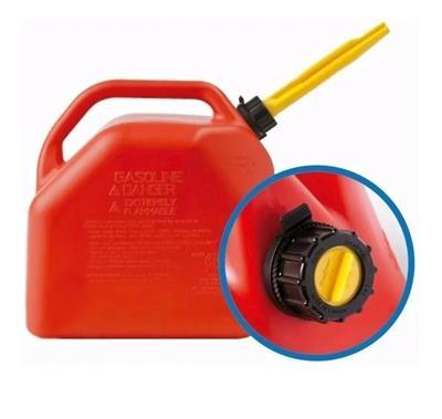 Bidon Combust 10Lts Rojo Pico Driven