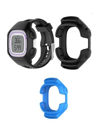 Reloj Funda De Silicona Forerunner  10 15 Azul