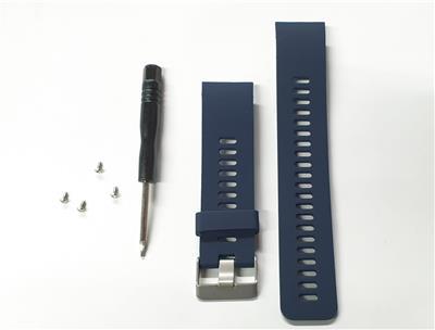 Reloj Malla Forerunner 35 Celeste Uso Intensivo  Reemplaza 010-11251-18