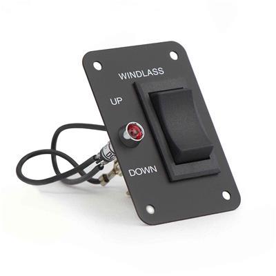 Malacate p/ancla accesorio tablero para subir y bajar
