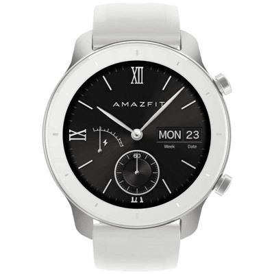 Reloj Amazfit Gtr 42 mm Blanco + Film