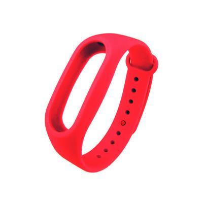 Reloj Malla Mi Band 3 / 4 Rojo y Xiaomi