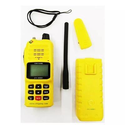 Radio Handy  Gmdss+ Batería Y Cargador