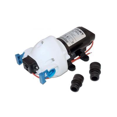Bomba para agua potable automática 12v 11lpm hasta 5.5 canillas 50psi gran elevación
