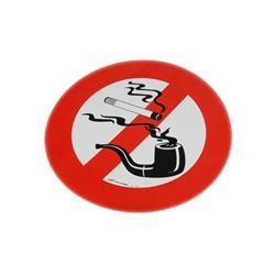 calco no fumar