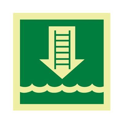 Calco IMO Escalera De Abordaje Foto